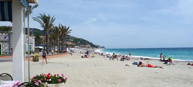 Urlaub Ligurien