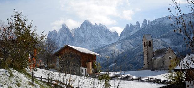 Südtirol - das Skiparadies in Norditalien